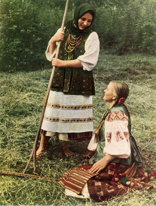 Provincial Ukrainians in the 50s of the 20th century photo 5