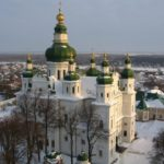 Ancient Chernigov city sights and hotels