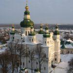 Ancient Chernigov city sights and hotels