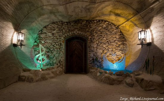 Underground salt museum, Soledar, Ukraine photo 11