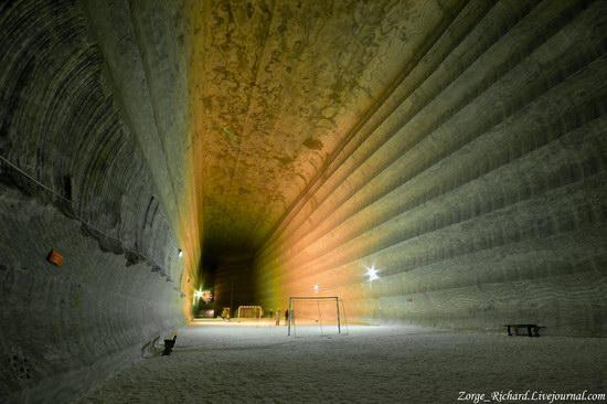 Underground salt museum, Soledar, Ukraine photo 12