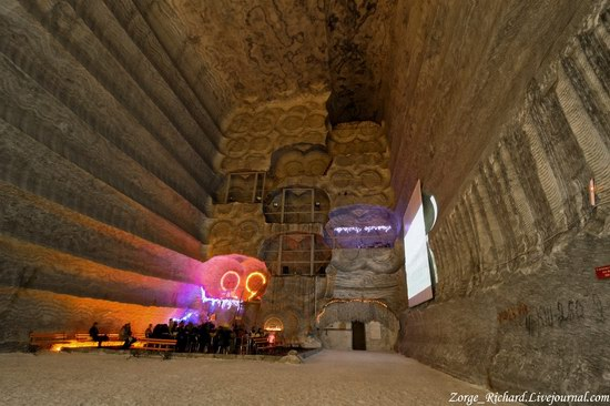 Underground salt museum, Soledar, Ukraine photo 13