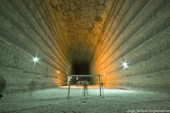 Underground salt museum, Soledar, Ukraine photo 14