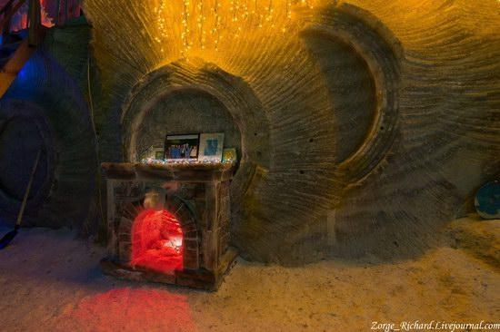 Underground salt museum, Soledar, Ukraine photo 16