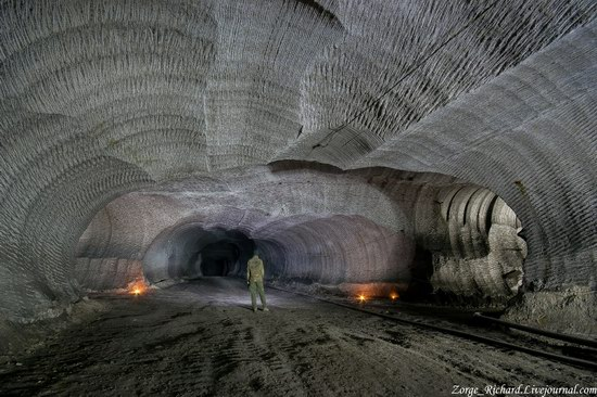 Underground salt museum, Soledar, Ukraine photo 17
