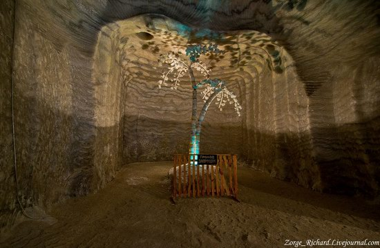 Underground salt museum, Soledar, Ukraine photo 2