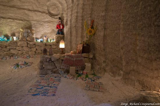 Underground salt museum, Soledar, Ukraine photo 6