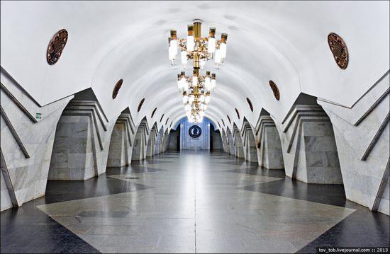 Kharkiv metro station, Ukraine photo 10
