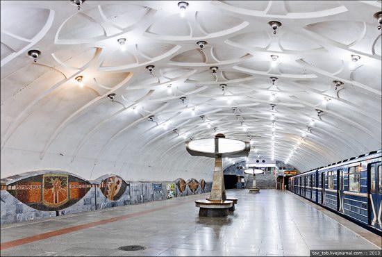 Kharkiv metro station, Ukraine photo 16