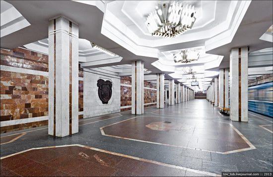 Kharkiv metro station, Ukraine photo 18