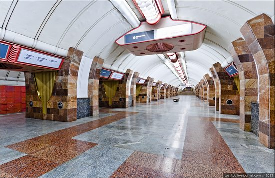 Kharkiv metro station, Ukraine photo 19