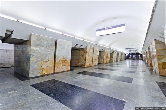 Kharkiv metro station, Ukraine photo 2