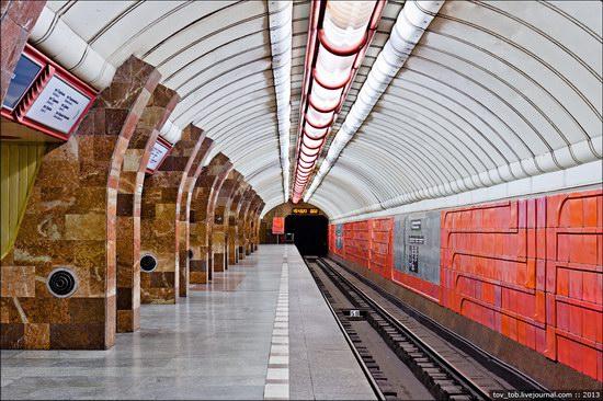 Kharkiv metro station, Ukraine photo 20