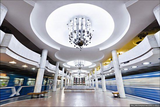 Kharkiv metro station, Ukraine photo 9