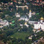 Odessa – bird's-eye view