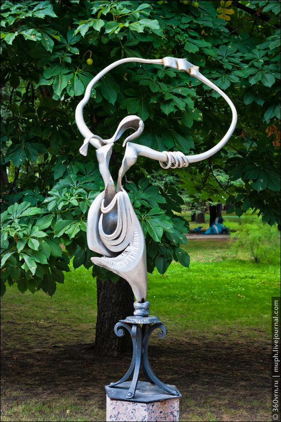 Forged Figures Park, Donetsk, Ukraine photo 11