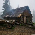 The mystical beauty of the Carpathians