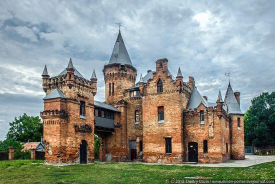 Popov's Castle Estate, Zaporozhye, Ukraine photo 1