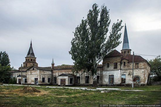 Popov's Castle Estate, Zaporozhye, Ukraine photo 12