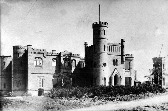 Popov's Castle Estate, Zaporozhye, Ukraine photo 16