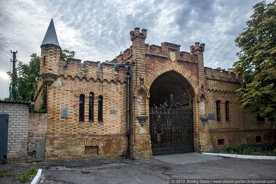 Popov's Castle Estate, Zaporozhye, Ukraine photo 4