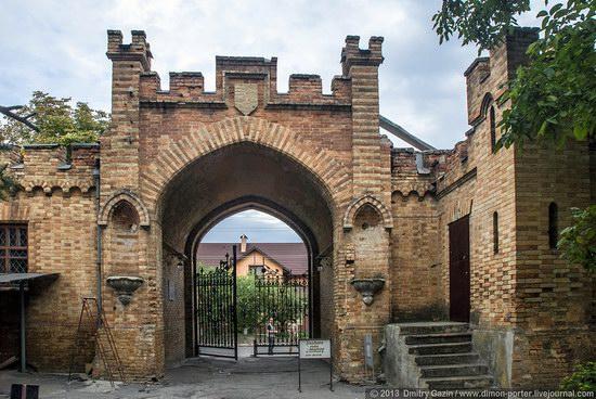 Popov's Castle Estate, Zaporozhye, Ukraine photo 6