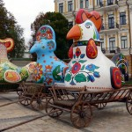Ukrainian Regions Birds – Independence Day Parade
