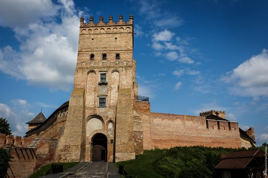 Lubart's Castle, Lutsk, Ukraine photo 1