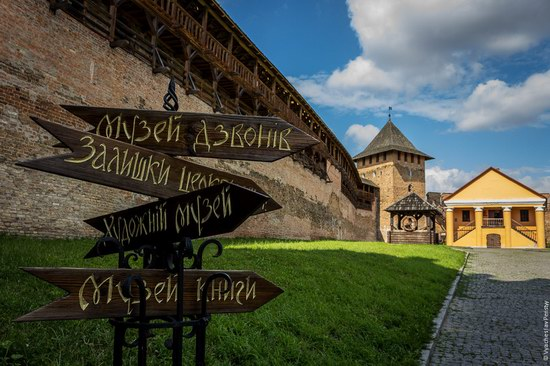 Lubart's Castle, Lutsk, Ukraine photo 2