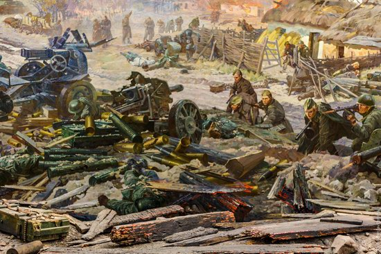 "Museum-Reserve ""The Battle for Kyiv"", Ukraine photo 24"