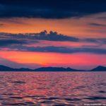 Amazing Sunrise at Cape Kiik-Atlama in Crimea
