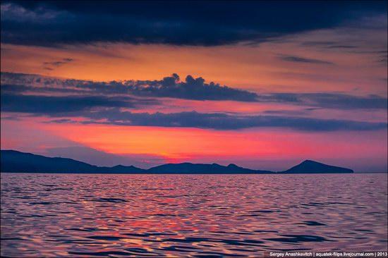 Amazing Sunrise at Cape Kiik-Atlama, Crimea, Ukraine photo 1
