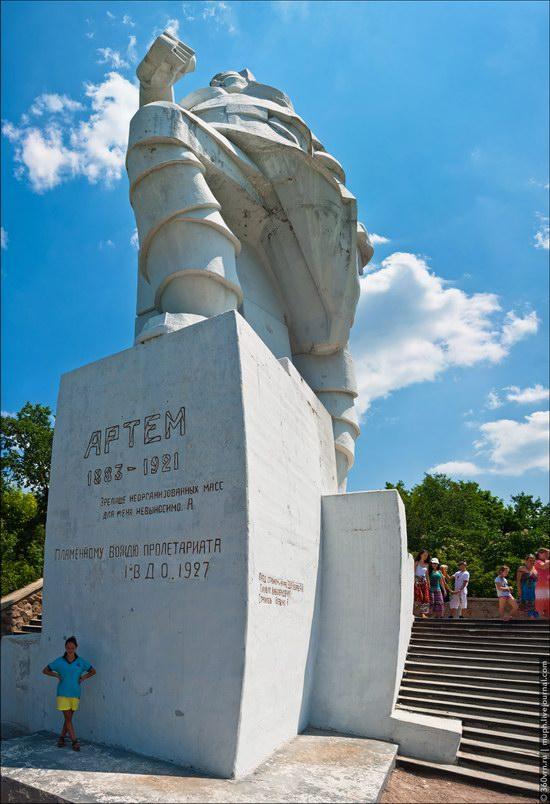 Svyatogorsky Historical-Architectural Reserve, Ukraine photo 12