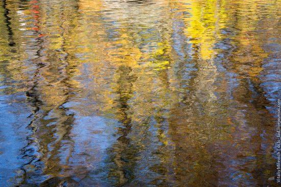 Golden Autumn in Sofiyivka Park, Uman, Ukraine photo 14