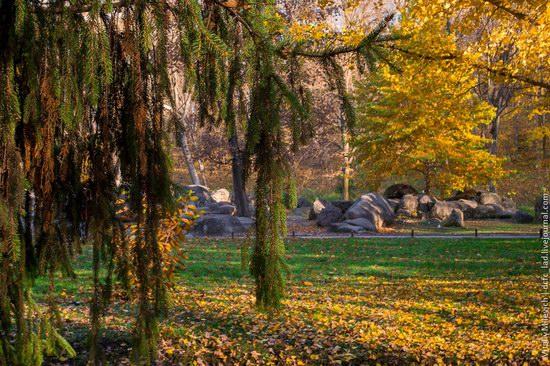 Golden Autumn in Sofiyivka Park, Uman, Ukraine photo 19
