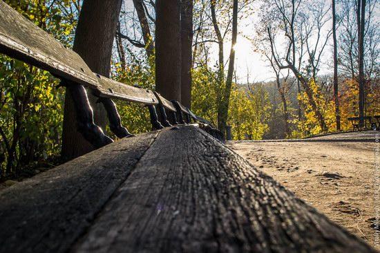 Golden Autumn in Sofiyivka Park, Uman, Ukraine photo 22
