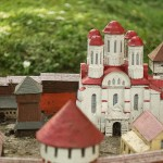Miniature Fortresses Park in Lviv