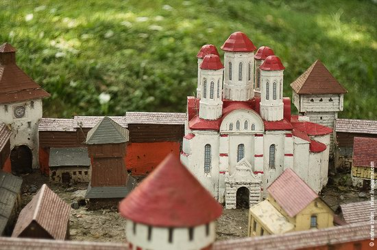 Miniature Fortresses Park in Lviv, Ukraine photo 1