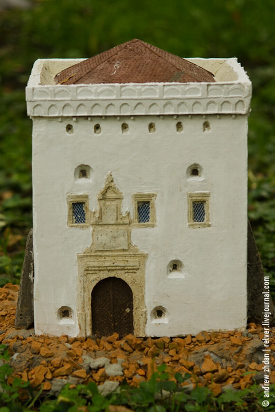 Miniature Fortresses Park in Lviv, Ukraine photo 10