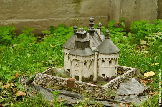 Miniature Fortresses Park in Lviv, Ukraine photo 11