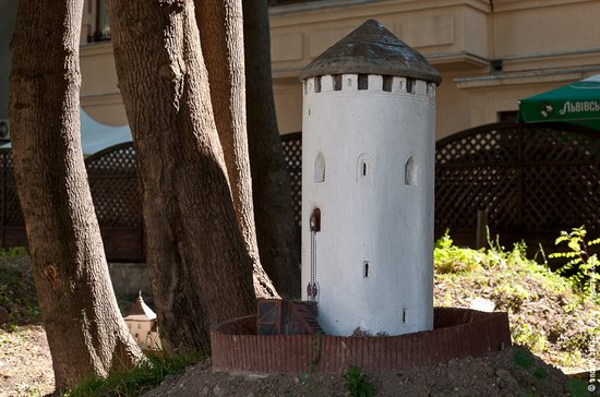 Miniature Fortresses Park in Lviv, Ukraine photo 12