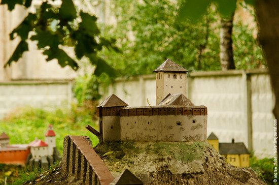 Miniature Fortresses Park in Lviv, Ukraine photo 15