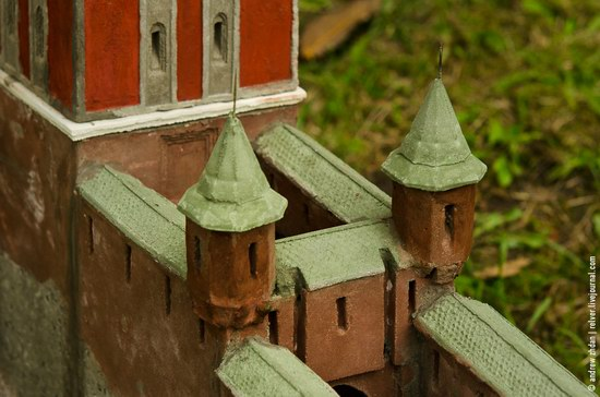 Miniature Fortresses Park in Lviv, Ukraine photo 19