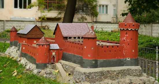 Miniature Fortresses Park in Lviv, Ukraine photo 20