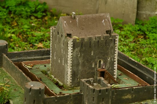 Miniature Fortresses Park in Lviv, Ukraine photo 21