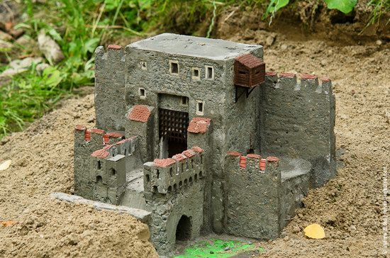 Miniature Fortresses Park in Lviv, Ukraine photo 3