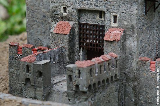 Miniature Fortresses Park in Lviv, Ukraine photo 4