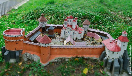 Miniature Fortresses Park in Lviv, Ukraine photo 5