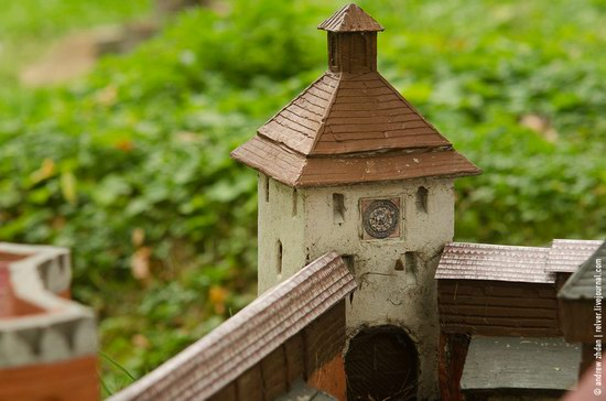 Miniature Fortresses Park in Lviv, Ukraine photo 6