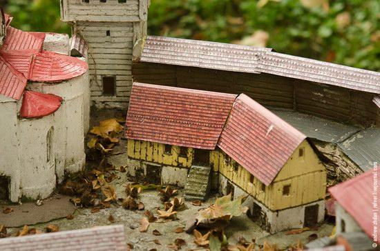 Miniature Fortresses Park in Lviv, Ukraine photo 7